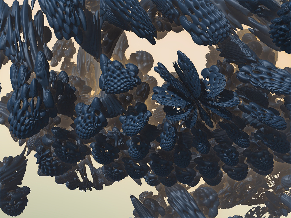 3d fractal geometry software