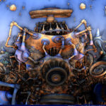 """Little Fat Engine"" by Hal Tenny"