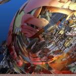 """""""GAIAship Docked"""" by John Vega"""