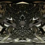 """""""Reloj Del Rey Tryptic Panel 2"""" by John Vega"""