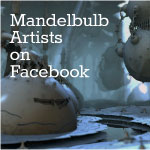 Mandelbulb Maniacs, 3D fractal art on Facebook